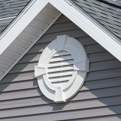 Mid-America Bldg. Products - Gable, Utility, & Ridge Vents